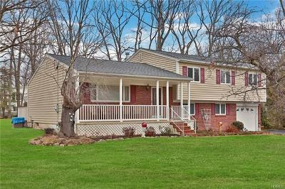 Nanuet Single Family Home Sold: 13 Green Oval