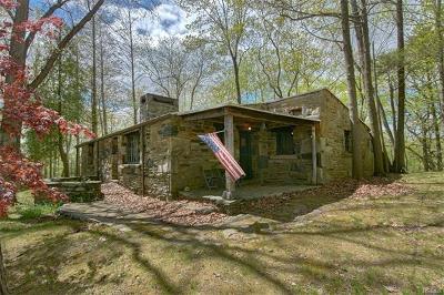 Single Family Home For Sale: 30 Cabin Ridge Road