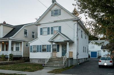 Westchester County Multi Family 2-4 For Sale: 24 Madison Avenue