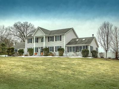 Marlboro Single Family Home For Sale: 7 Mill Pond Road