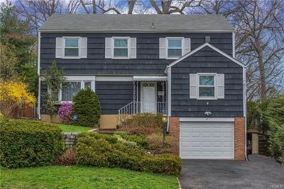 New Rochelle Single Family Home For Sale: 43 Lasalle Drive