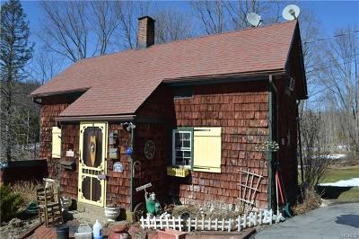 Chester Single Family Home For Sale: 166 Bull Mill Road