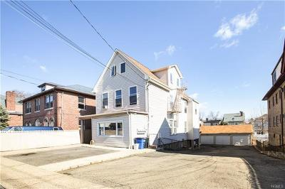 Yonkers Multi Family 2-4 For Sale: 51 Sherwood Avenue