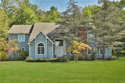 Blauvelt NY Single Family Home For Sale: $889,000