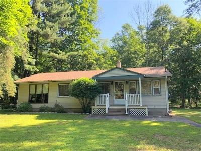 Pine Bush Single Family Home For Sale: 334 Awosting Road