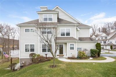 Peekskill Condo/Townhouse For Sale: 106 Hillcrest