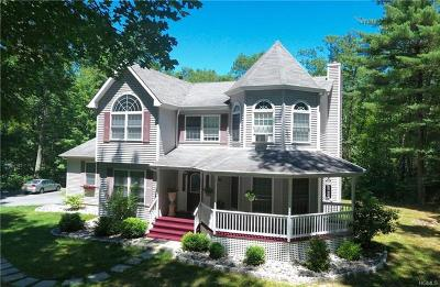 Sullivan County Single Family Home For Sale: 416 Walker Valley Road