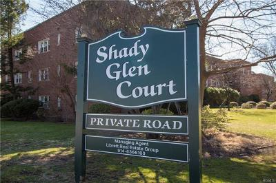 New Rochelle Co-Operative For Sale: 20 Shady Glen Court #3F