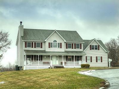 Washingtonville Single Family Home For Sale: 9 Madisyn Avenue
