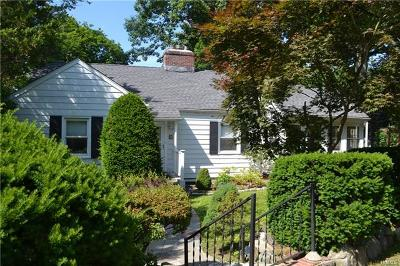 White Plains Single Family Home For Sale: 4 Hilton Avenue