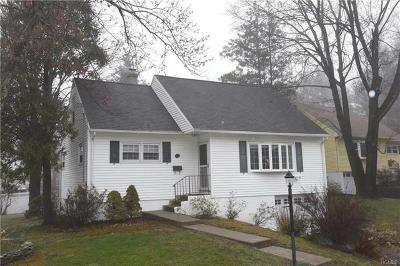 Westchester County Single Family Home For Sale: 53 Cordwood Road