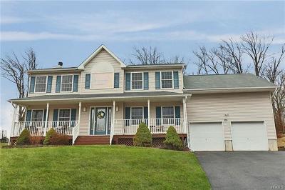 New Windsor Single Family Home For Sale: 25 Old Hemlock Drive