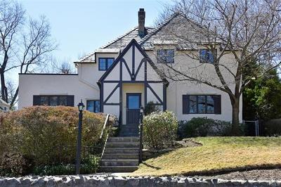 Bronxville Single Family Home For Sale: 209 West Pondfield Road
