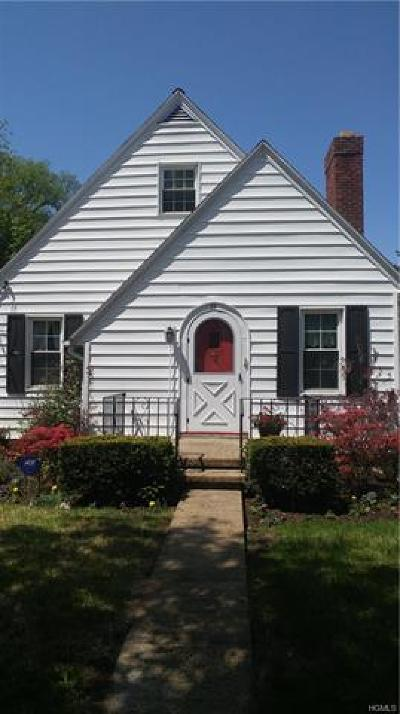 Yonkers Single Family Home For Sale: 77 Beverly Road
