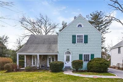 Scarsdale Single Family Home For Sale: 224 Mamaroneck Road