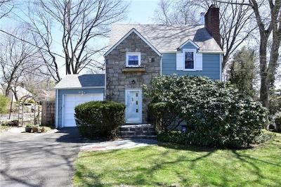 Ardsley Single Family Home For Sale: 9 Abington Avenue