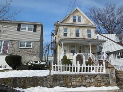 New Rochelle Multi Family 2-4 For Sale: 57 Hilltop Avenue