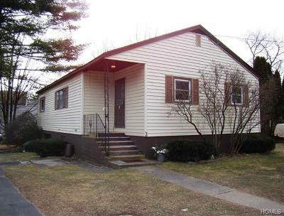 Mountain Dale Multi Family 2-4 For Sale: 3 Willow Street