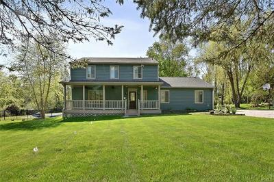 Brewster Single Family Home For Sale: 685 Milltown Road