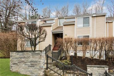 Chappaqua Condo/Townhouse For Sale: 176 Birchwood Close