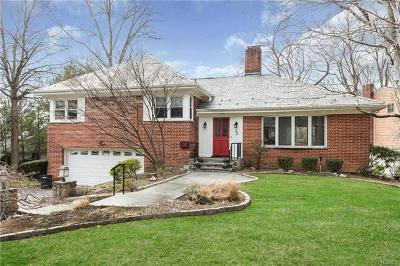 Eastchester Single Family Home For Sale: 22 Soundview Drive