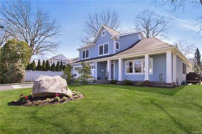Westchester County Single Family Home For Sale: 26 Byrd Street