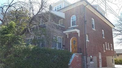 Yonkers Multi Family 2-4 For Sale: 38 Ellsworth Avenue