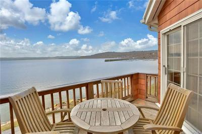 Croton-on-hudson Condo/Townhouse For Sale: 611 Half Moon Bay Drive