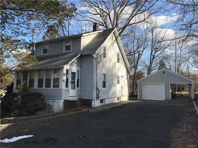 Rockland County Single Family Home For Sale: 6 Elliot Place