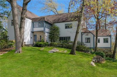Bronxville Single Family Home For Sale: 55 Valley Road