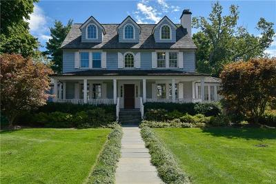 Bronxville Single Family Home For Sale: 10 Sussex Avenue