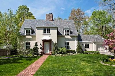 Bronxville Single Family Home For Sale: 29 Birch Brook Road