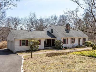 Connecticut Single Family Home For Sale: 8 Bigelow Road