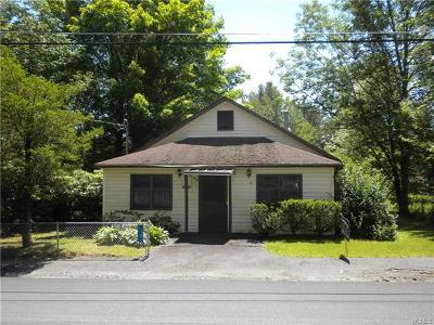 Loch Sheldrake NY Single Family Home For Sale: $49,000