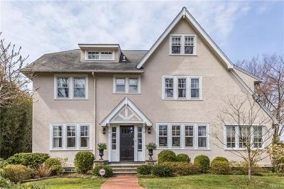 Bronxville Single Family Home For Sale: 5 Greenfield Avenue