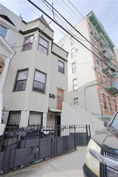 Bronx Multi Family 2-4 For Sale: 1053 Trinity Avenue