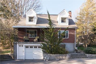Amawalk Single Family Home For Sale: 13 Amawalk Avenue