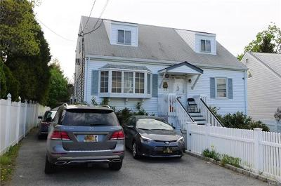 Single Family Home Sold: 613 White Plains Road