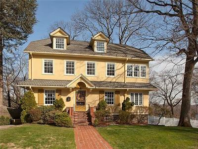 Yonkers Single Family Home For Sale: 84 Edgecliff Terrace