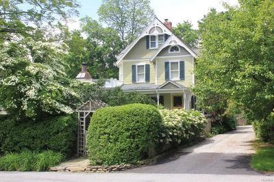 Mount Kisco Single Family Home For Sale: 42 Mountain Avenue