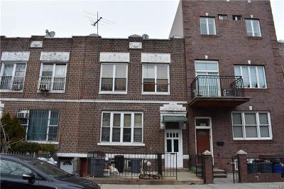 Brooklyn Multi Family 2-4 For Sale: 1449 42nd Street