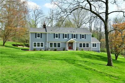 Chappaqua Single Family Home For Sale: 52 North Way