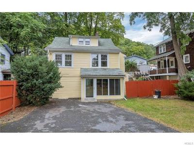 Port Jervis Single Family Home For Sale: 38 Orange Street