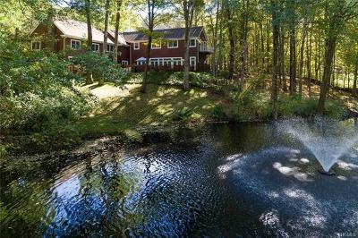 Pound Ridge Single Family Home For Sale: 132 Old Stone Hill Road