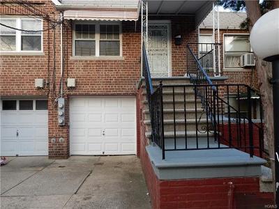 Bronx Multi Family 2-4 For Sale: 4336 De Reimer Avenue