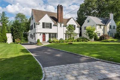 Scarsdale Single Family Home For Sale: 18 Donellan Road