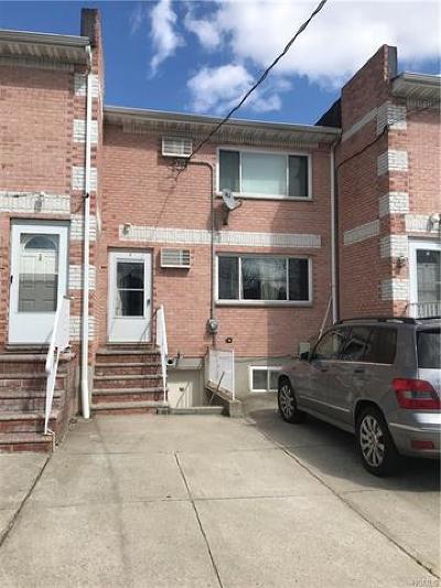Bronx Single Family Home For Sale: 308 Newman Avenue