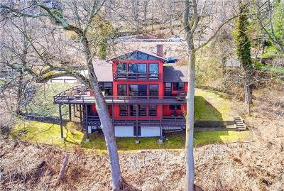 Nyack NY Single Family Home For Sale: $949,000