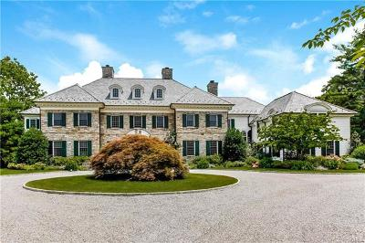 Scarsdale NY Single Family Home For Sale: $7,250,000