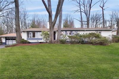 Scarsdale NY Single Family Home For Sale: $895,000